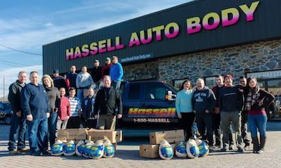Hassell Auto Body About Us