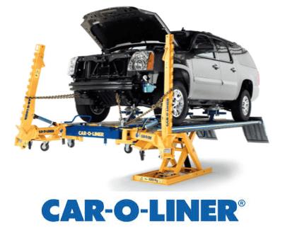 A car on a Car-O-Liner