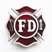 Fire Dept. Badge