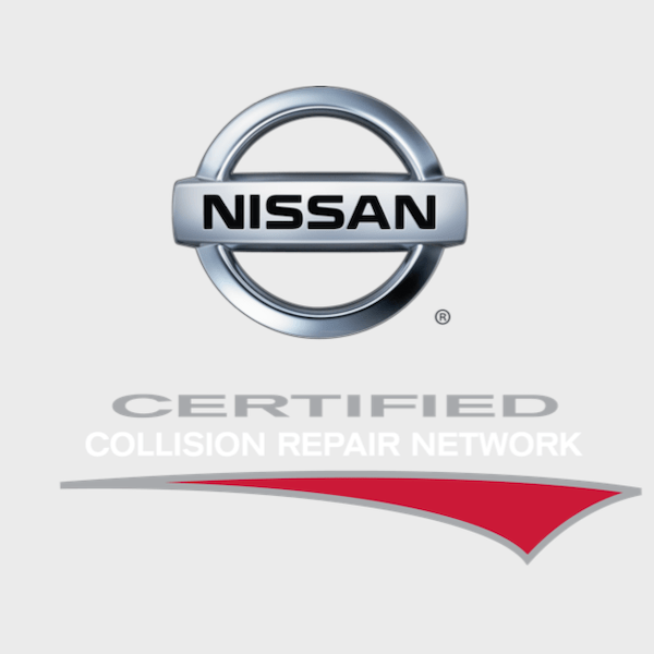 Certified Nissan Repair Shop Logo